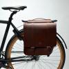 Sakwy rowerowe Classic Ride – brązowe 3