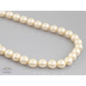 c-16a    Tradycyjne perły ecru
