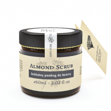 Almond Scrub 60ml