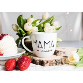 Porcelanowy Kubek  300 ml -  Mama idealna