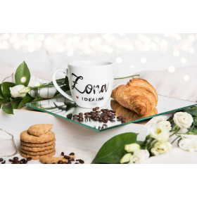 Porcelanowy Kubek  300 ml -  Żona idealna