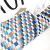 Ale ławeczka BARCELONA ławka siedzisko do przedpokoju wzorzyste tapicerowane 2