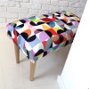 Ale ławeczka LOTUS ławka siedzisko do przedpokoju wzorzyste tapicerowane 2