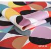 Ale ławeczka LOTUS ławka siedzisko do przedpokoju wzorzyste tapicerowane 4