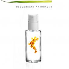 Dezodorant z Trawy Korzeni i Kwiatów - Produkt Naturalny