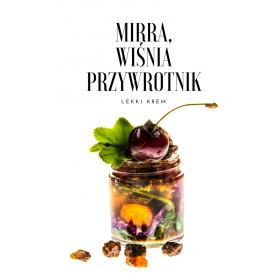 Krem Mirra Wiśnia Przywrotnik - Produkt Naturalny