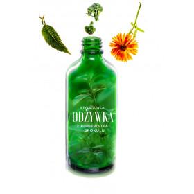 Odżywka z Poziewnika i Brokułu - Produkt Naturalny