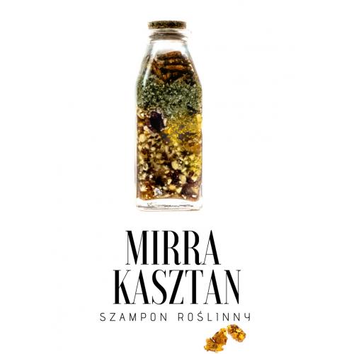 Szampon Mirra Kasztan - Produkt Naturalny
