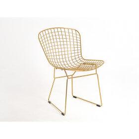 Krzesło WIR – złoty