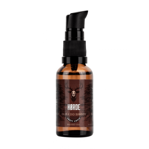 Olejek do brody Smoky Amber 30ml