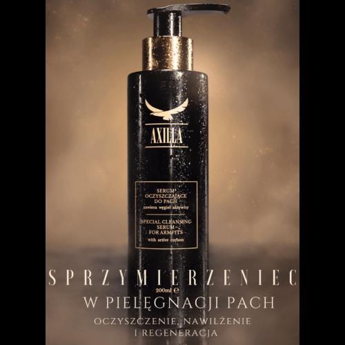 Axilla serum oczyszczające do pach, poj. 200 ml