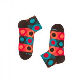 Kolorowe stopki Takapara - Struga 1m2