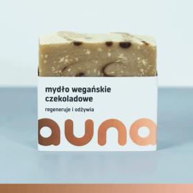 wegańskie mydło czekoladowe