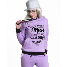Bluza I don't need a man